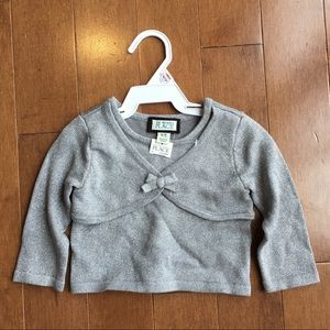 New Children's Place Sweater Top Size 6-9m